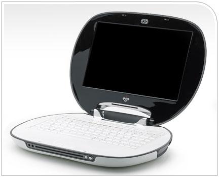 Ego Tulip; un ego de laptop.