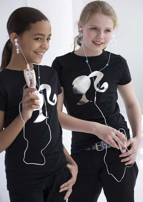 Mattel presenta el Barbie MP3