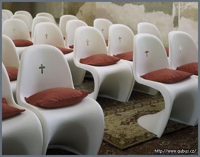 Una iglesia muy comoda