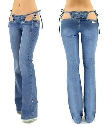 jeans tanga