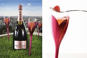 La Saison Ros� (la estaci�n rosa) de M�et & Chandon