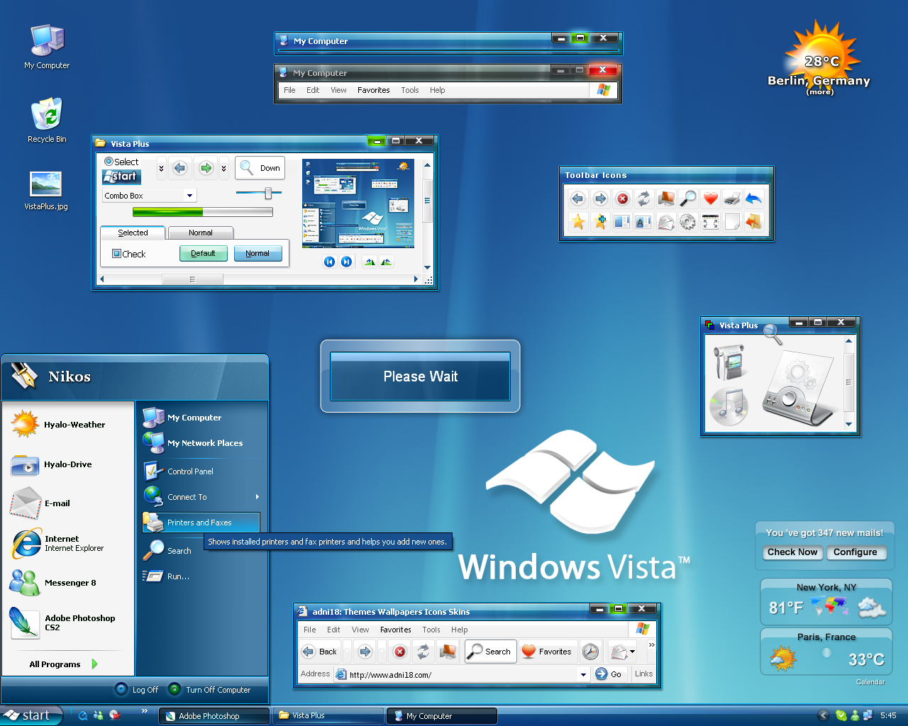 Personalizando tu Windows