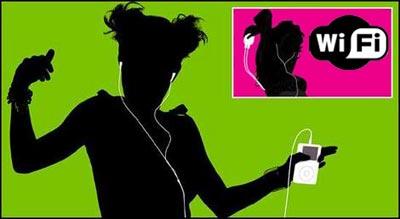 Rumores sobre los iPods con WiFi