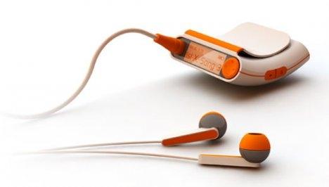Blent MP3 cómodo