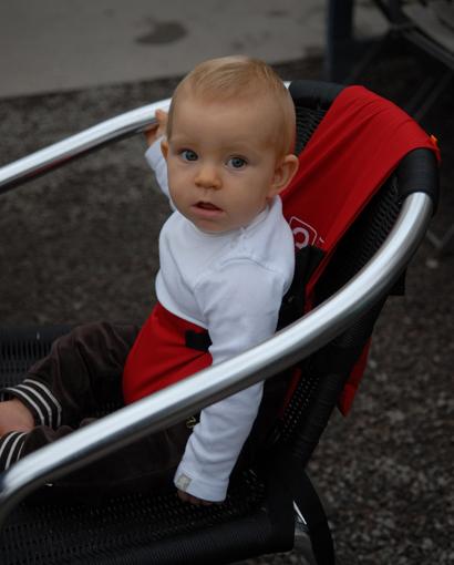 Adaptador de sillas para beb�s