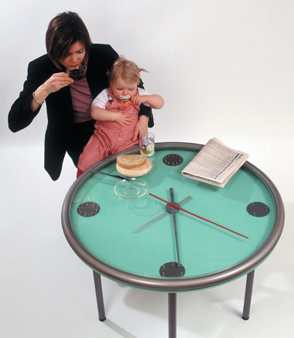 table_clock