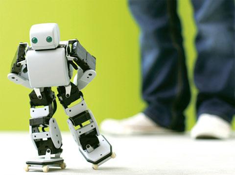 Plen el robot.