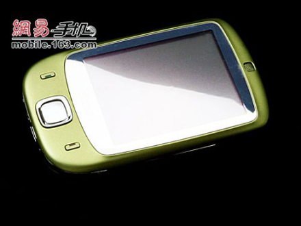 HTC Touch = wasabi green.