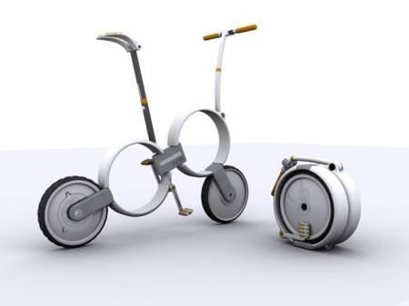 one portable bike by Thomas Owen