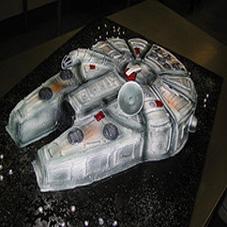 El pastel perfecto para los geeks y frikis