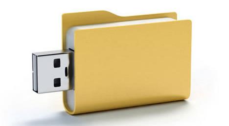 USB Mini Folder
