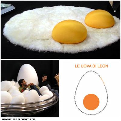 Haciendo huevo