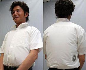 Camisa para el calor (con aire acondicionado)