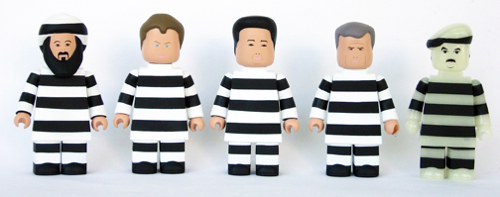 Criminales de guerra de Lego