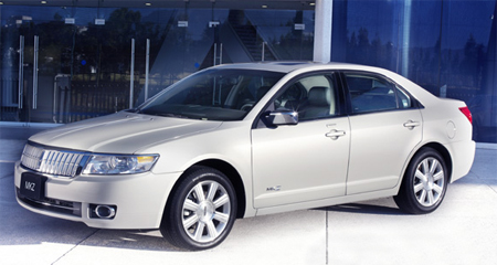 Nuevo MKZ de Lincoln 1