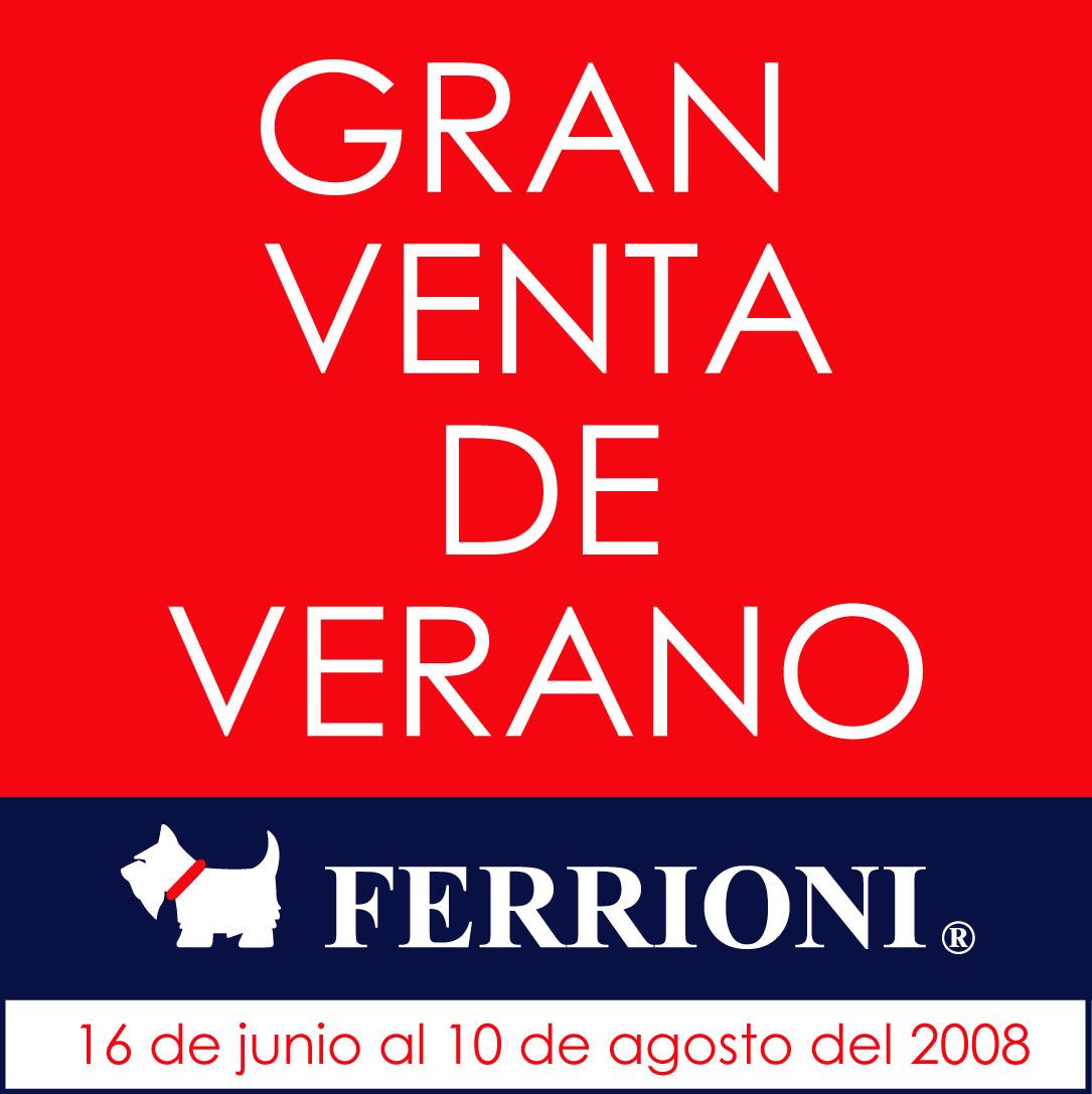 Gran venta Ferrioni