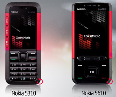 Nokia Xpress Music 1