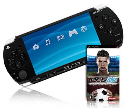 Consola PSP de sony 1