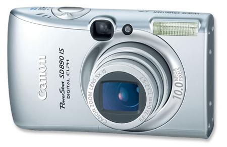 Nueva PowerShot SD890 IS 1