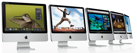 iMac 3.06 GHz 1