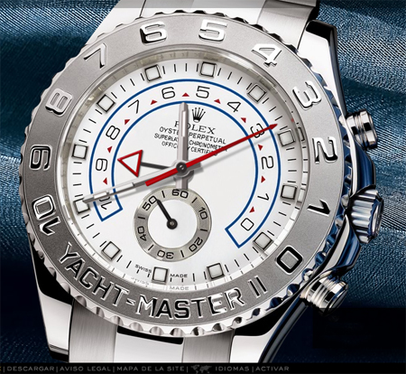 Yacht-Master II de Rolex