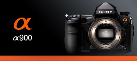 Nueva Alpha 900 de Sony