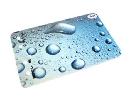 MP3 en forma de tarjeta de credito