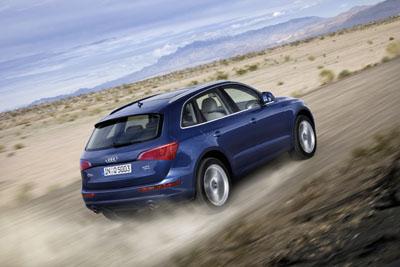 Audi anuncia llegada del Audi Q5 para primavera 2
