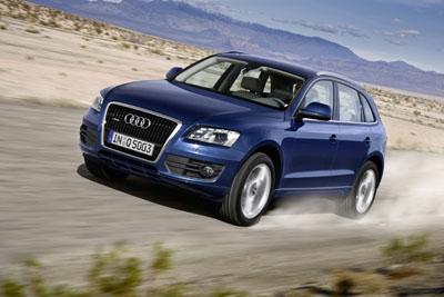 Audi anuncia llegada del Audi Q5 para primavera