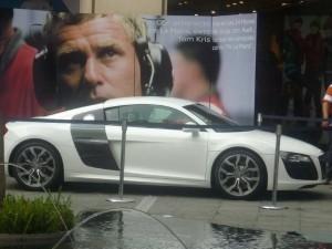 Audi 100 a�os festeja en M�xico