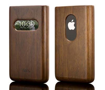 Fundas de Bamboo para Iphone 1