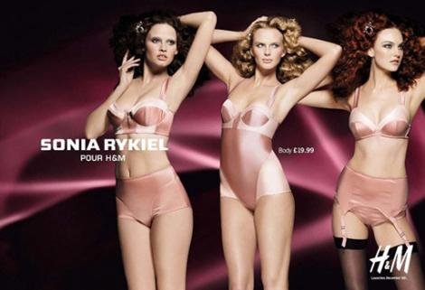 Sonia Rykiel pour H&M SS 2010  2
