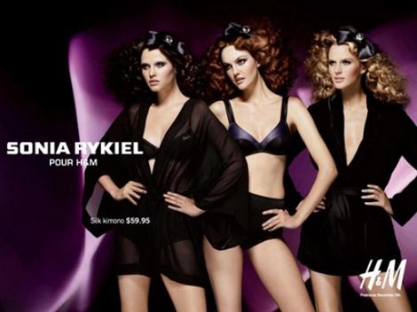 Sonia Rykiel pour H&M SS 2010