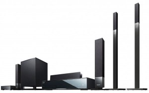 Sony actualiza sus equipos de cine en casa 1