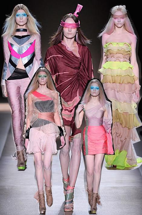 Nuevo Valentino Haute Couture 2010 1