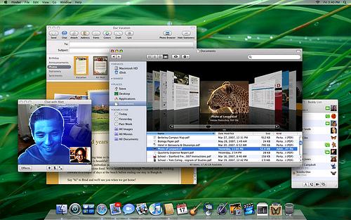 Ventajas de Mac OS 1