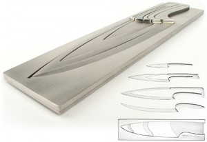 Cuchillos al estilo Matriuskas