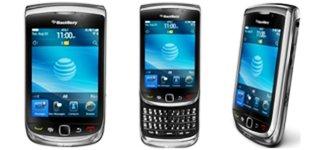 Nuevo BlackBerry Torch