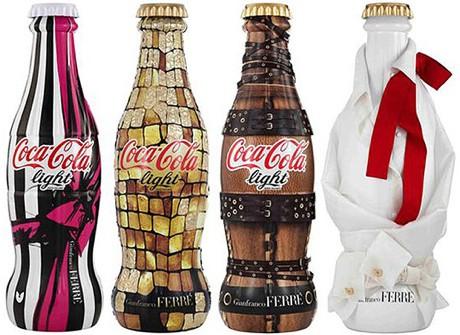 Coca Cola por Gianfranco Ferré