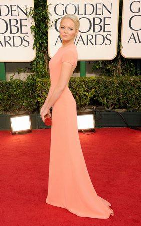 Las mejor vestidas de los Golden Globe Awards 2