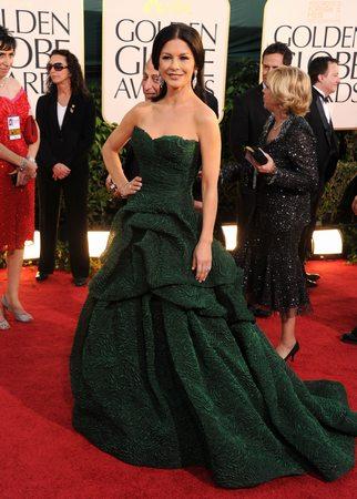 Las mejor vestidas de los Golden Globe Awards 7