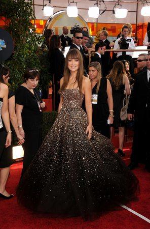 Las mejor vestidas de los Golden Globe Awards 11