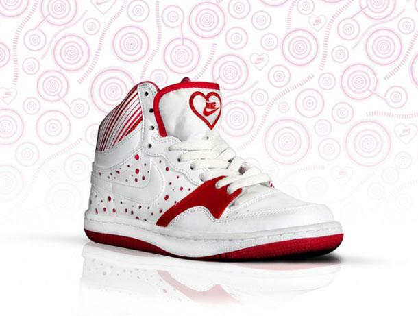 Celebra San Valentín con Nike's Valentines Pack 2011 2