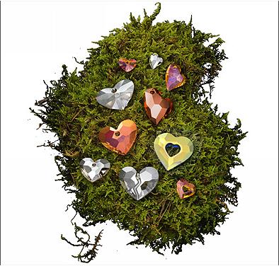 Swarovski, su inspiración detrás de primavera 2012 2