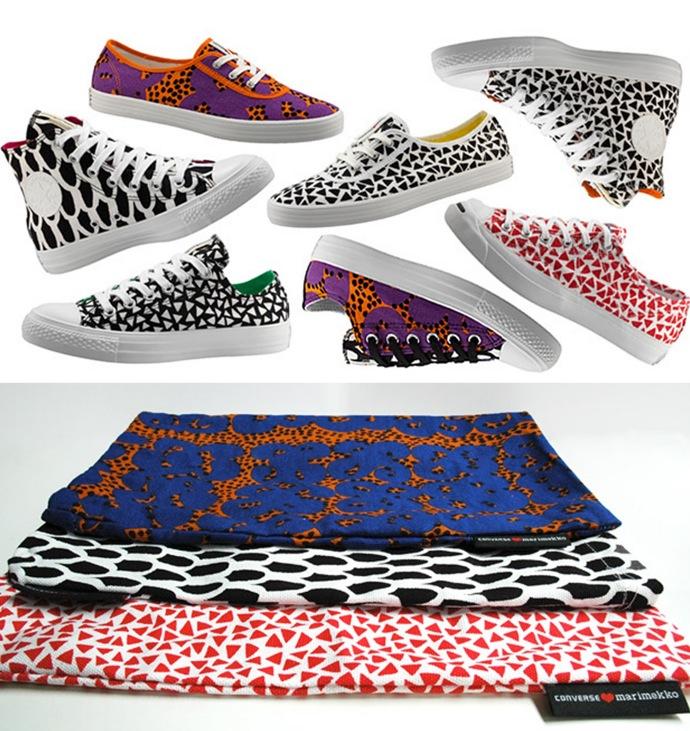 Converse + Marimekko = Diseño extraordinario 2