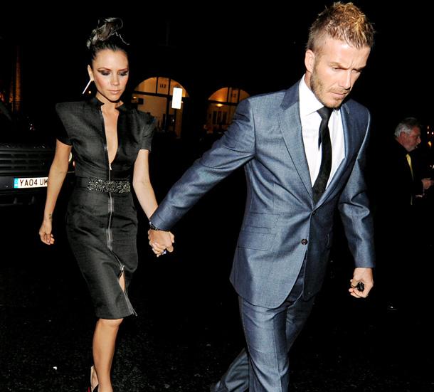 Victoria y David Beckham invitados a la boda del príncipe William y Kate Middleton 2