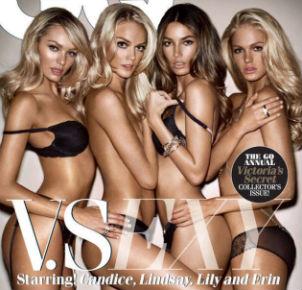 Victoria's Secret presume a sus nuevos ángeles 2