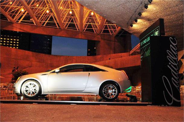 Cadillac estuvo presente en Travieso Carmesí 2