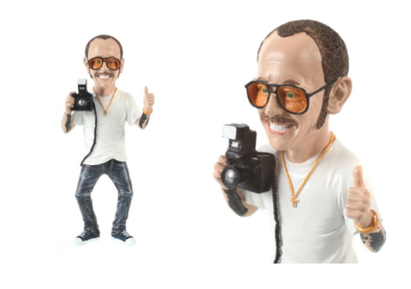 Terry Richardson en figura de bolsillo