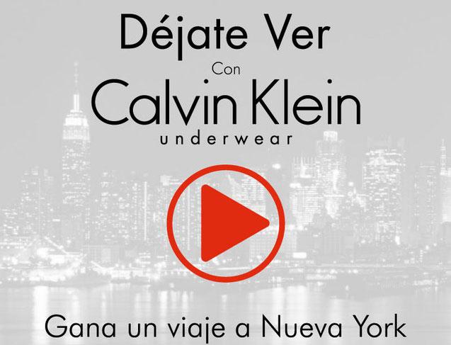 Atrévete y Déjate Ver con Calvin Klein Underwear 2